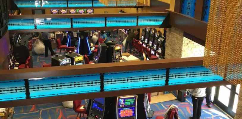 7 Clans Paradise Casino Perry, OK