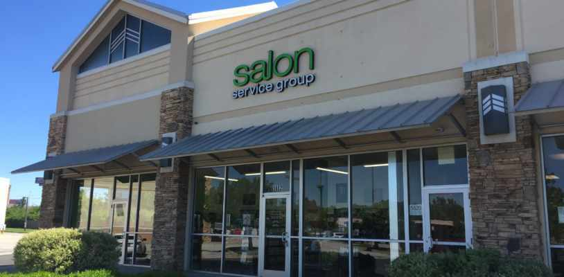 Salon Service Group Tulsa OK